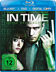 In Time - Deine Zeit läuft ab (Blu-ray + DVD + Digital Copy) Blu-ray