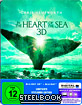 Im Herzen der See 3D (Limited Steelbook Edition) (Blu-ray 3D + Blu-ray + UV Copy) Blu-ray