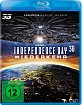 Independence Day 2: Wiederkehr 3D (Blu-ray 3D + Blu-ray + UV Copy) Blu-ray