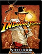 Indiana Jones - La Collezione Completa - Steelbook (IT Import) Blu-ray
