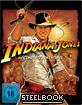 Indiana Jones - Die Quadrilogie (Steelbook) Blu-ray