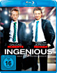 Ingenious (2009) Blu-ray