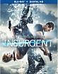 Insurgent (2015) (Blu-ray + UV Copy) (Region A - US Import ohne dt. Ton) Blu-ray