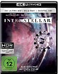 Interstellar (2014) 4K (4K UHD + Blu-ray + Bonus Blu-ray + UV Copy) Blu-ray