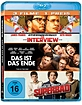 Das ist das Ende + The Interview (2014) + Superbad (3-Film-Set) Blu-ray