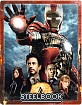 Iron Man 2 4K - Zavvi Exclusive Limited Edition Steelbook (4K UHD + Blu-ray) (UK …