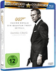 James Bond 007 - Casino Royale + Ein Quantum Trost + Skyfall (Daniel Craig 3-Film Collection) Blu-ray