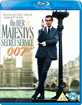 James Bond 007 -  On Her Majesty's Secret Service (UK Import) Blu-ray