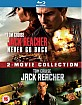 Jack Reacher + Jack Reacher: Never Go Back - 2 Movies Collection (UK Import) Blu-ray