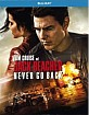 Jack Reacher: Never Go Back (FR Import) Blu-ray