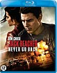 Jack Reacher: Never Go Back (NL Import) Blu-ray