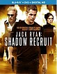 Jack Ryan: Shadow Recruit (Blu-ray + DVD + UV Copy) (CA Import ohne dt. Ton) Blu-ray