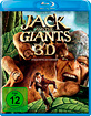 Jack and the Giants 3D (Blu-ray 3D) Blu-ray