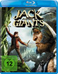 Jack and the Giants Blu-ray