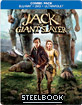 Jack the Giant Slayer - Future Shop Exclusive Steelbook (Blu-ray + DVD + Digital Copy + UV Copy) (CA Import ohne dt. Ton) Blu-ray