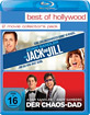 Jack und Jill + Der Chaos-Dad (Best of Hollywood Collection) Blu-ray