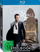 James Bond 007 - Casino Royale (2006) (Limited Edition Steelbook), neuwertig, fehlerfrei, Innenprint
