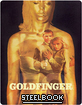 James Bond 007 - Goldfinger - Deutscher Ton  Limited Edition Steelbook (UK Import)