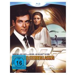 James Bond 007 Leben Und Sterben Lassen