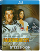 James Bond 007 - Moonraker (Steelbook) (Region A - US Import ohne dt. Ton)