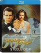 James Bond 007 - The World is not enough (Steelbook) (Region A - CA Import ohne dt. Ton) Blu-ray
