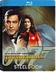 James Bond 007 - Thunderball (Steelbook) (Region A - CA Import ohne dt. Ton), + dt. BD, neuwertig, fehlerfrei, Innenprint