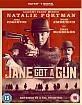 Jane Got a Gun (2015) (UK Import ohne dt. Ton) Blu-ray
