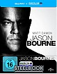 Jason Bourne (2016) (Limited Steelbook Edition) (Cover A) (Blu-ray + UV Copy) Blu-ray