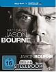 Jason Bourne (2016) (Limited Steelbook Edition) (Cover Japan) (Blu-ray + UV Copy) Blu-ray