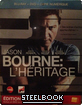 Jason Bourne: L'Héritage - Steelbook (Edition Speciale FNAC) (Blu-ray + DVD + Digital Copy) (FR Import)