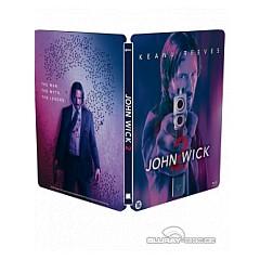 John Wick Chapter 2 Steelbook Nl Import Ohne Dt Ton Blu Ray