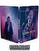 John Wick: Chapter 2 - Steelbook (NL Import ohne dt. Ton) Blu-ray