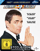Johnny English - Der Spion, der es versiebte (100th Anniversary Steelbook Collection) Blu-ray