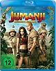 Jumanji: Willkommen im Dschungel Blu-ray