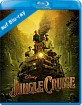 Jungle Cruise (2020) (Blu-ray + DVD + Digital Copy) (US Import ohne dt. Ton) Blu-ray