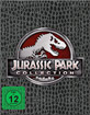 Jurassic Park Collection (Limited Dino-Skin Edition) Blu-ray