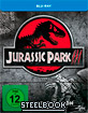 Jurassic Park III (Limited Steelbook Edition)