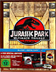 Jurassic Park (1-3) Trilogie (Limited Edition Holzbox) Blu-ray