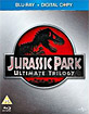 Jurassic Park (1-3) Trilogy (UK Import) mit dt. Ton