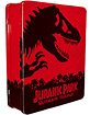 Jurassic Park (1-3) Trilogy - Limited Collectors Tin Edition (UK Import) Blu-ray