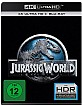 Jurassic World (2015) 4K (4K UHD + Blu-ray + Digital) Blu-ray
