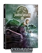 Jurassic World (2015) 3D - Novamedia Exclusive Lenticular Slip Edition Steelbook (Blu-ray 3D + Blu-ray) (KR Import ohne dt. Ton) Blu-ray