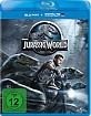 Jurassic World (2015) (Blu-ray) mit Wendecover