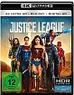 Justice League (2017) 4K (4K UHD + Blu-ray + Digital HD) Blu-ray