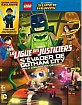 Lego DC Comics Superheroes: Justice League - Gotham City Breakout (Blu-ray + DVD + UV Copy + Figure) (FR Import) Blu-ray