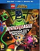 Lego DC Comics Superheroes: Justice League - Gotham City Breakout (Blu-ray + DVD + Digital Copy) (US Import) Blu-ray