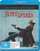 Justified: The Complete Third Season (AU Import ohne dt. Ton) Blu-ray
