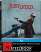 Justified - Die komplette dritte Staffel (Limited Edition Steelbook) Blu-ray