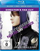 Justin Bieber: Never Say Never (Director's Fan Cut) Blu-ray