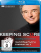 Keeping Score: Shostakovich - Symphony No. 5 Blu-ray